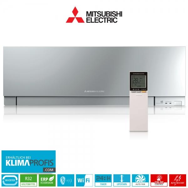 Mitsubishi MSZ-EF25VGKS R32 WiFi Multi-Split Premium Wandklimagerät - 2,5 kW