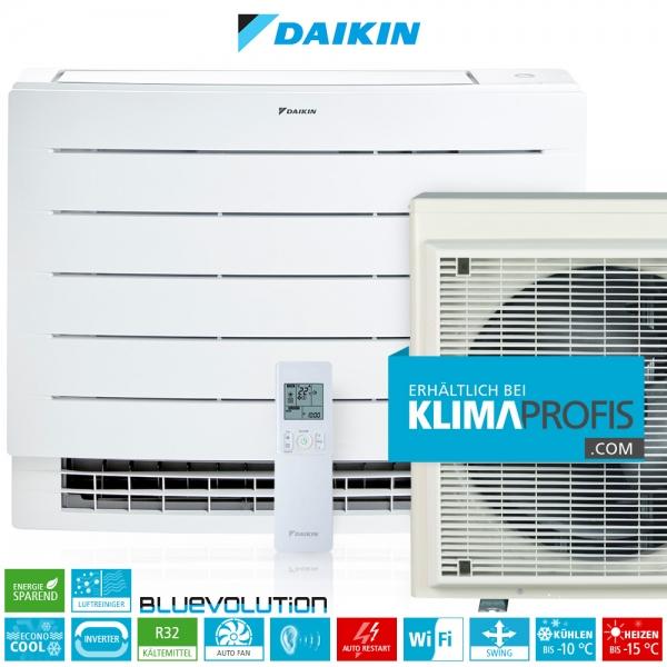 Daikin Perfera FVXM50A R32 Inverter Truhenklimageräte Set - 5,8 kW