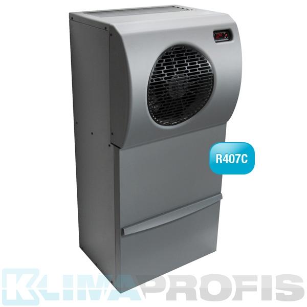 WineMaster WINE IN50+ 1,2 kW für Räume bis 50 cbm
