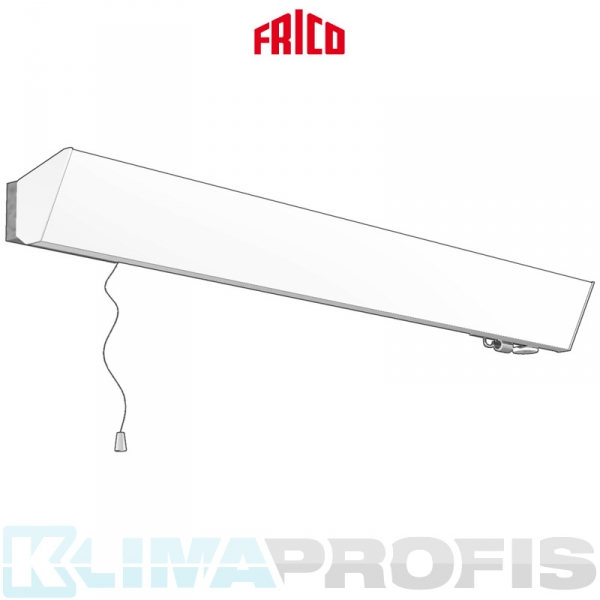Wärmestrahler Frico EC45021, 450W, 1076mm