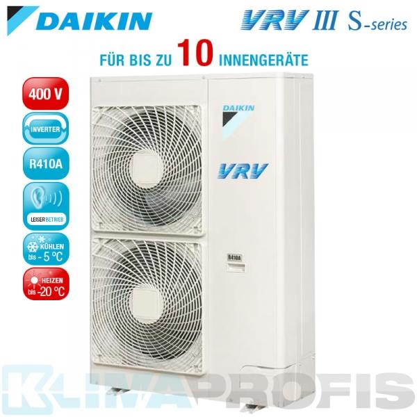 Daikin RXYSQ5P8Y1 Multisplit Außengerät VRV 3-S Series - 14 kW, 400V