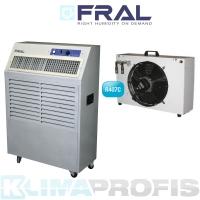 Mobiles Split-Klimagerät FRAL FACSW22 - 6,65 kW, Wassergekühlt