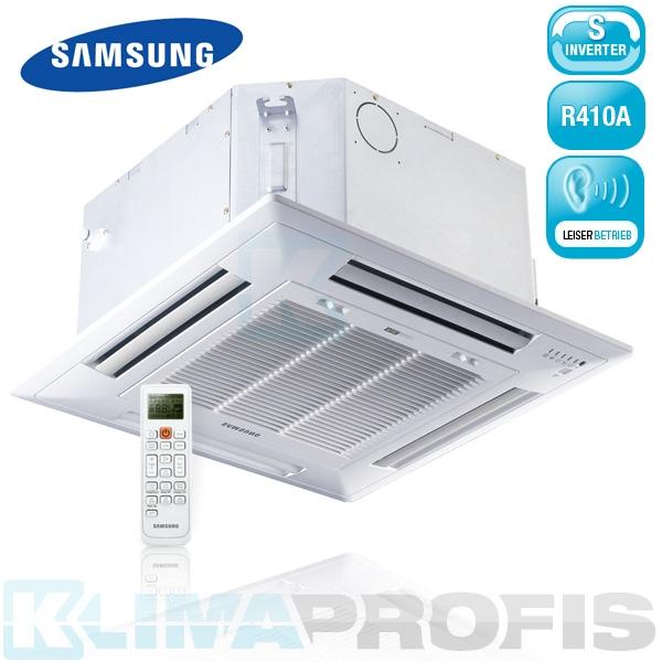 Samsung AJN 026 NDEHA Multisplit Mini-Kassette - 2,6 kW mit 360° Surround Airflow
