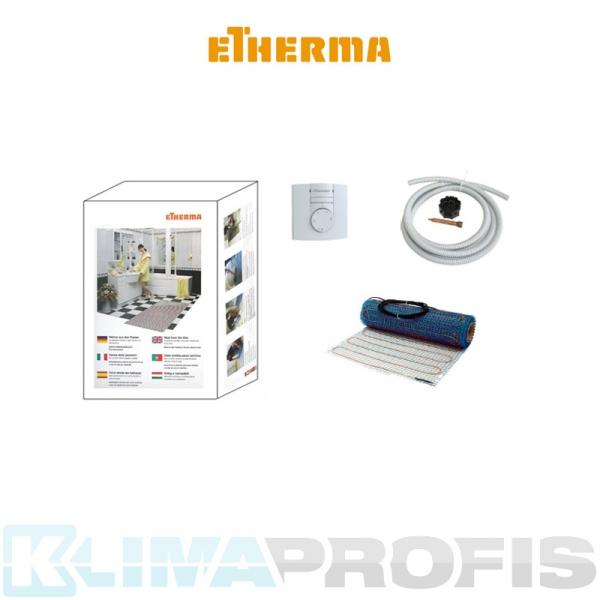 Dipol-Netzheizmatten Set DSS5 1600, 1280 W, 50 cm x 1600 cm, 160 W/m²