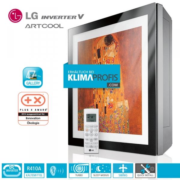 LG MA09AH1 Artcool Gallery Multi-Split Wandklimagerät - 2,6 kW