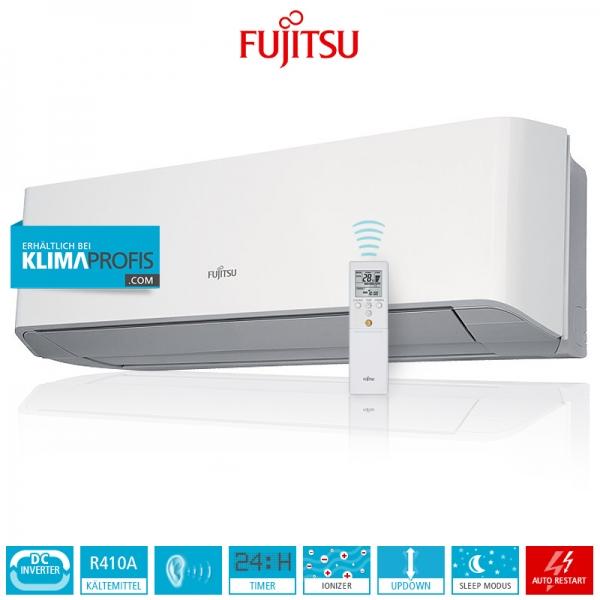 Fujitsu ASYG12LMCE Multi-Split Wandklimagerät - 3,5 kW