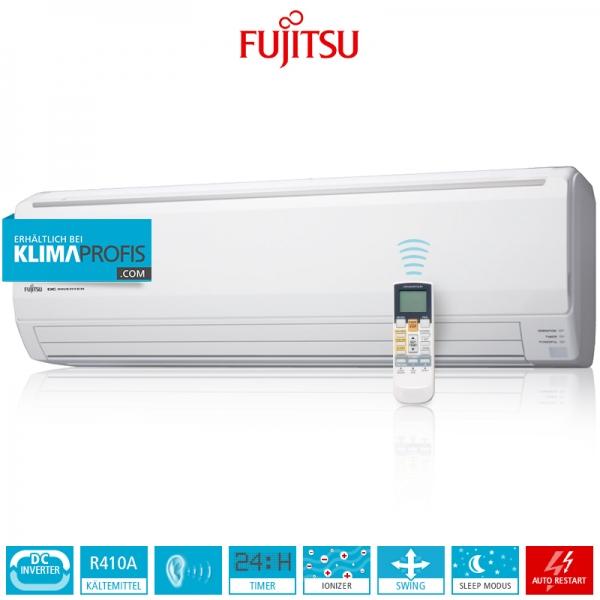Fujitsu ASYG18LFCA Multi-Split Wandklimagerät - 5,2 kW