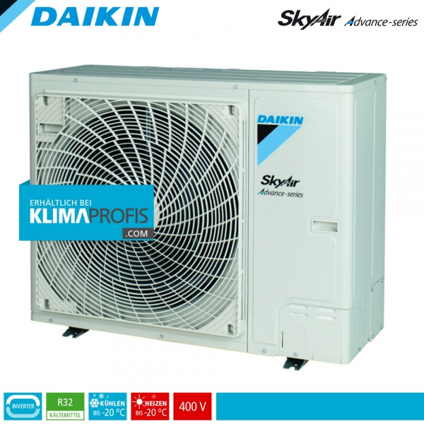 Daikin Sky Air Advance-series RZA200D Simultan Multisplit Inverter R32 Außengerät 400V - 19 kW
