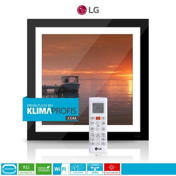 LG ARTCOOL Gallery MA12R NF1 R32 WiFi 3,5 kW Multisplit Wandklimagerät