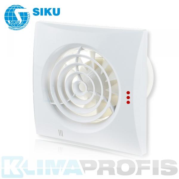 SIKU 100 Quiet Axialventilator zur Abluftbeseitigung