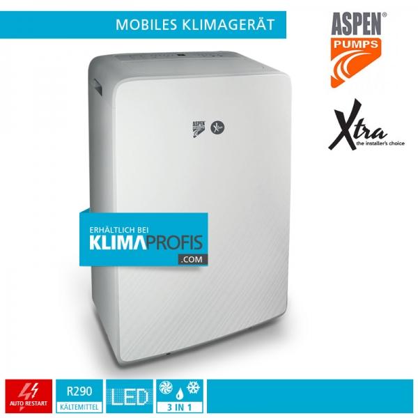 Mobiles Klimagerät Aspen Xtra AX3007 - 3,4 kW