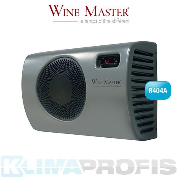 WineMaster C25 für Räume bis 25 cbm - Monoblock-Klimaanlage