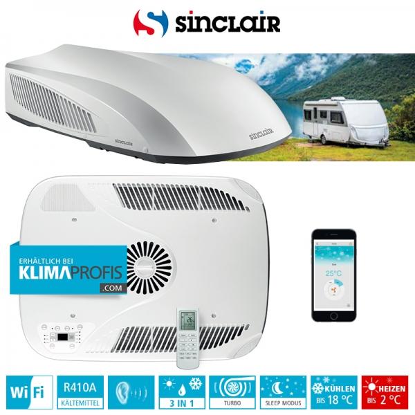 Dach Klimaanlage Asv 35a Für Wohnanhänger Oder Wohnwagen Wifi 3 5