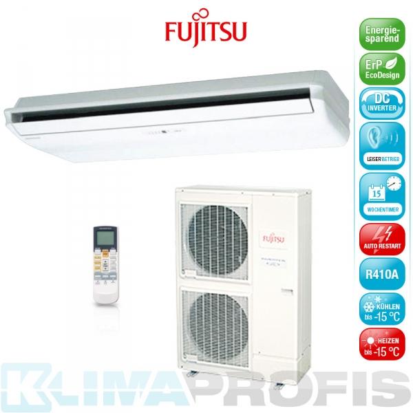 Fujitsu ABYG 45 LRT Decken- Klimageräte Set - 13,3 kW
