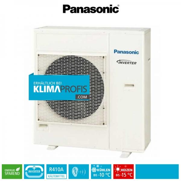 Panasonic U-125PEY1E8 Simultan-Multisplit PACi Standard Außengerät 400V - 13,5 kW