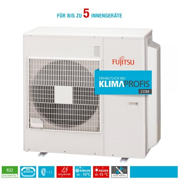 Fujitsu AOYG36KBTA5 Multisplit Außengerät R32 Penta-Inverter - 11 kW