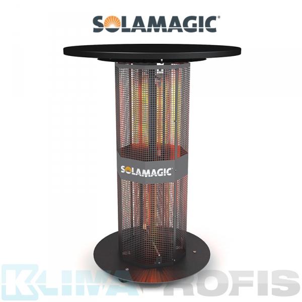 Infrarot Heiztisch Solamagic Heattable-2000, Heizstrahler, 2 kW