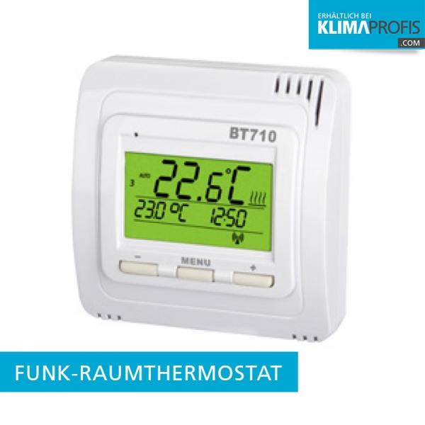 Funk-Raumthermostat BPT710 - für Infraplate pro