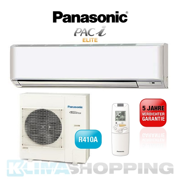 Panasonic S-710PK1E5 PACi Klimageräte-Set - 8 kW