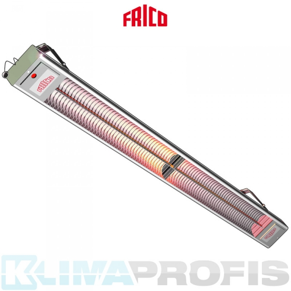 Infrarotstrahler Frico CIR21531, 1500W, 1755mm, 400V