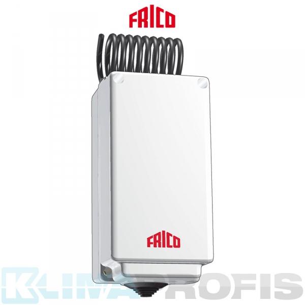 Frico KRT1900, Kapillarrohrthermostat