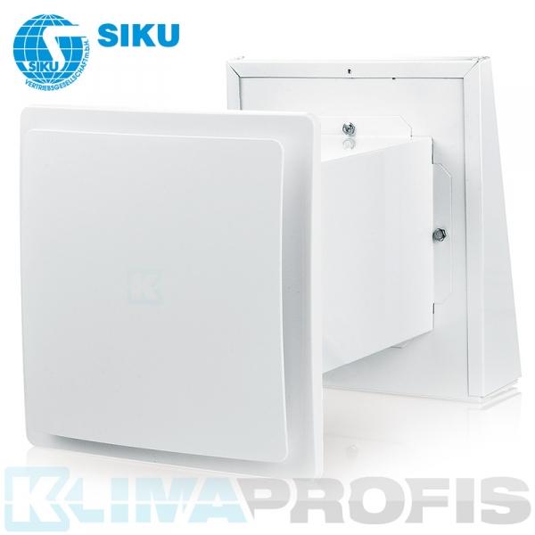 Siku Lüftungssystem Twin Fresh SA 60 mit Wärmerückgewinnung für Räume bis 50 qm