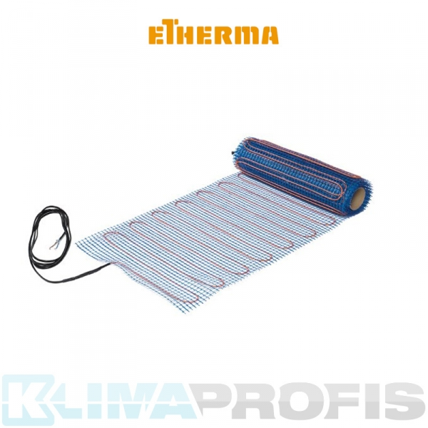 Netzheizmatte 24V D 100, 130 W, 50 cm x 100 cm, 250 W/m²