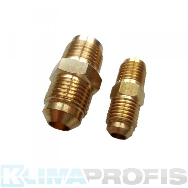 Kältemittelleitungs-Verbinder Set 6/12mm