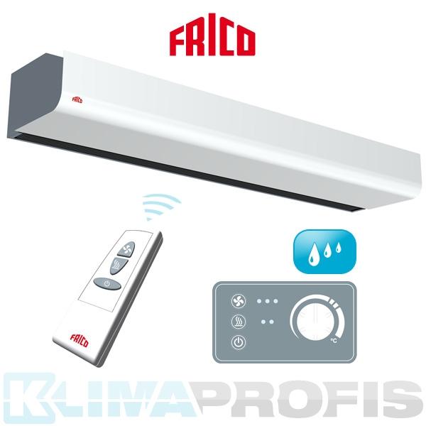 Luftschleier Frico Thermozone PA2210CW, 1050 mm, 6,9 kW, mit Wasserheizung