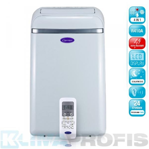 Mobiles Klimagerät Carrier PD012 - 3,5 kW