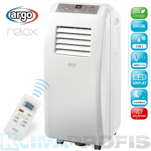 Argo Mobiles Klimagerät Monobloc Relax - 2,93 kW