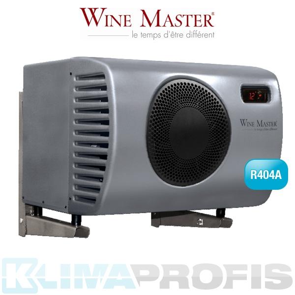 WineMaster IN 25 für Räume bis 25 cbm - Monoblock-Klimaanlage