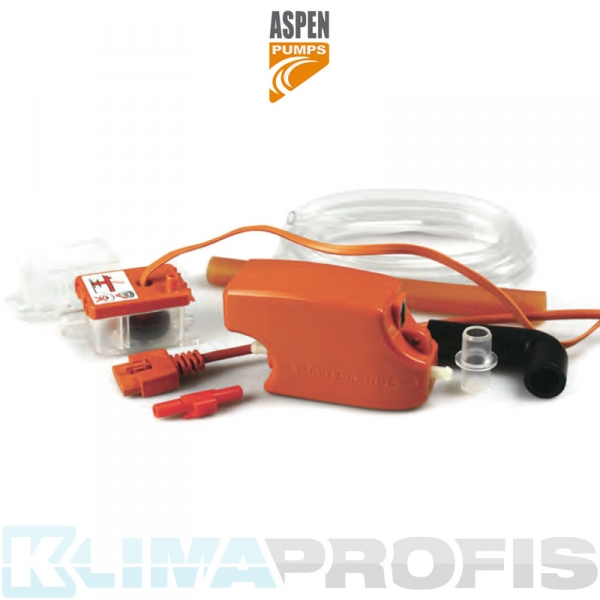 Aspen MAXI Orange Kondensatpumpe