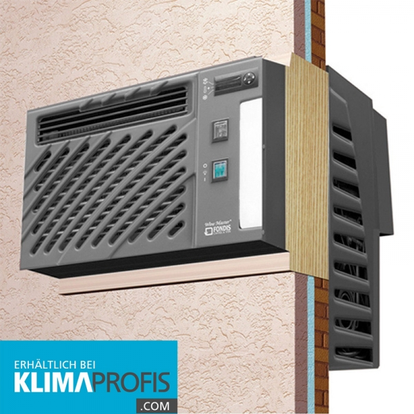 WineMaster WINE C50 SR 1,2 kW - Monoblock-Klimaanlage
