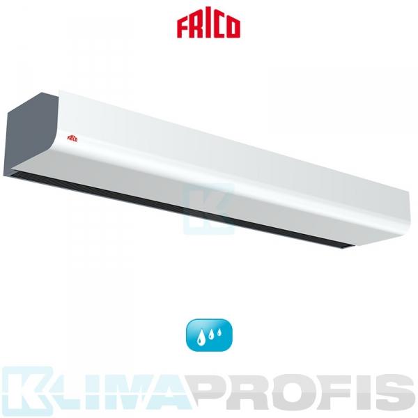 Luftschleier Frico Thermozone PA4215WH, 1549 mm, 20,7 kW mit Wasserheizung