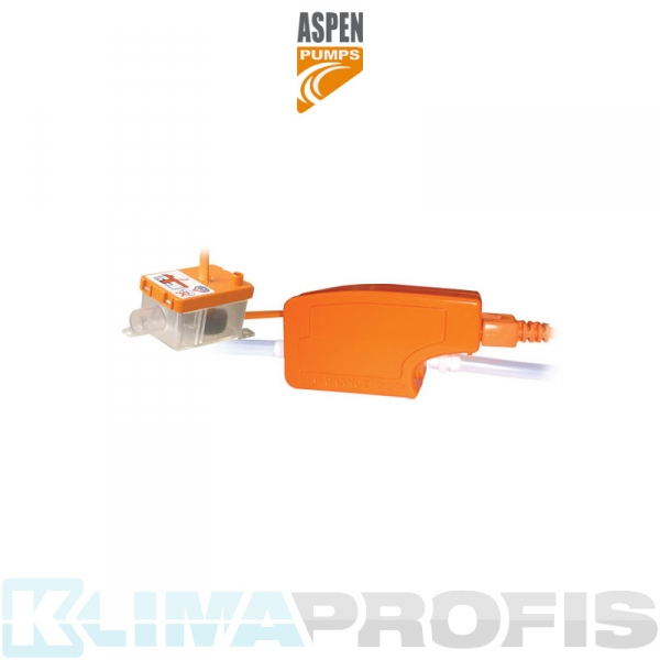 Aspen MINI Orange Kondensatpumpe
