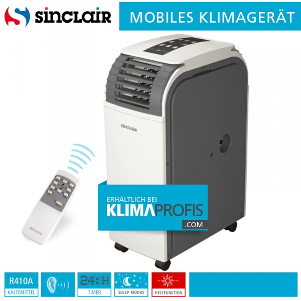 Mobiles Klimagerät Sinclair AMC-14AN - 4,4 kW