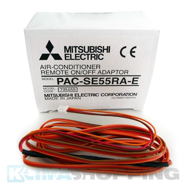 Adapterkabel PAC-SE55RA-E für Mitsubishi Zubadan/Powerinverter Außengeräte