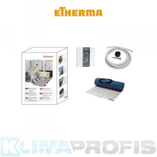 Dipol-Netzheizmatten Set DsU 1600, 1280 W, 50 cm x 1600 cm, 160 W/m²