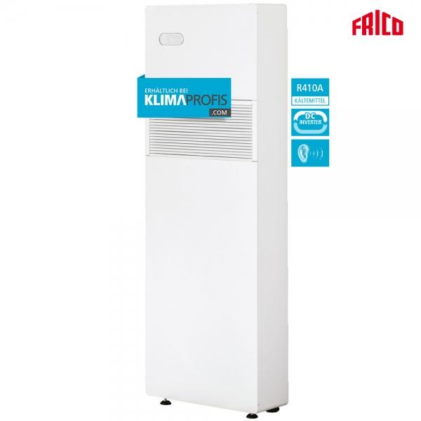 Frico Soloclim SCV23DCI Inverter Standklimagerät - 3,1 kW Kompakt