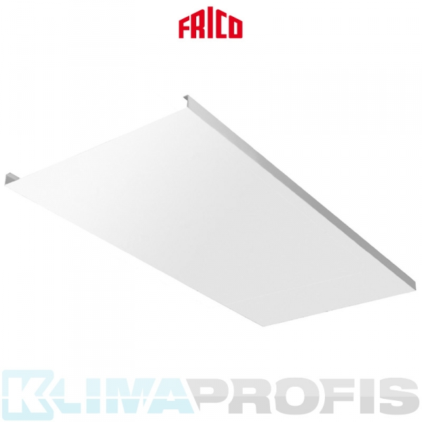 Frico Warmwasser-Wärmestrahlplatte Comfort Panel SZR300PA, 893W