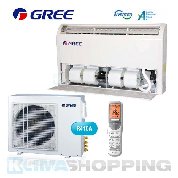Gree B28 Inverter Truhegeräte Set 7 kW
