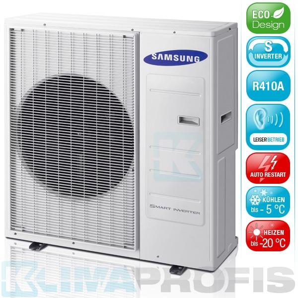 Samsung AJ 100 MCJ5EH - Multisplit Außengerät - 17,3 kW