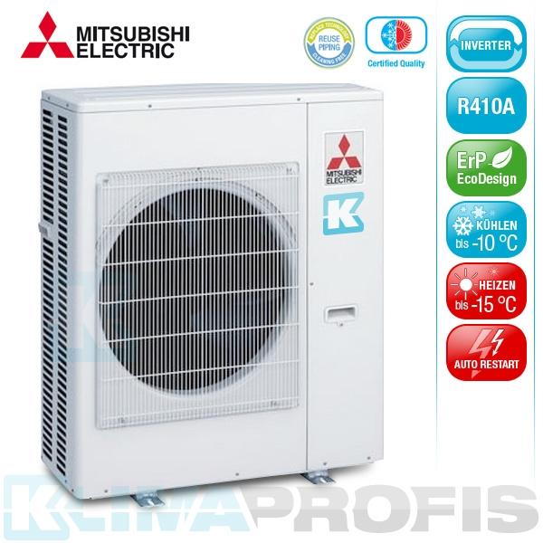 Mitsubishi MXZ-6D122VA-E2 Multi Split Inverter Außengerät 12,2 kW für 2-6 Innengeräte