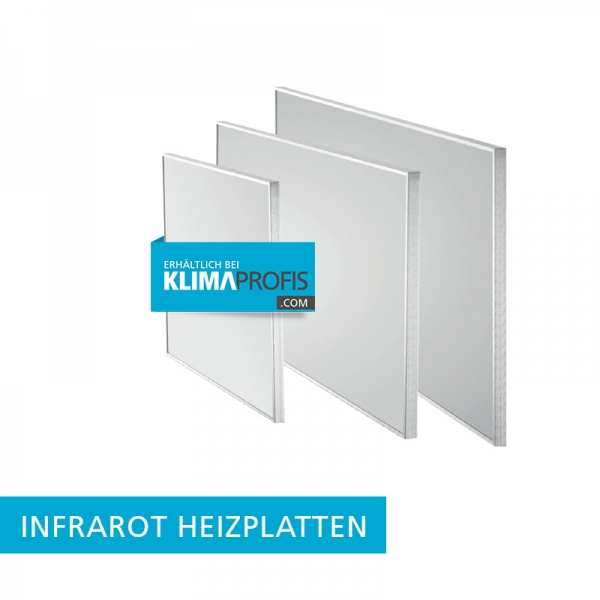Infrarot Heizplatte Infraplate pro IPP 450 W, Deckenmontage