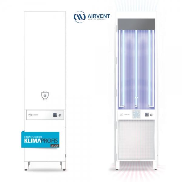 AIRVENT UV-C FiltAir 15 Luftsterilisator zur Innenanwendung