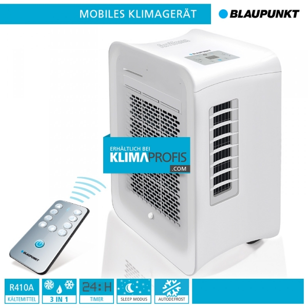 mobiles klimager t blaupunkt arrifana 07 2 kw f r r ume. Black Bedroom Furniture Sets. Home Design Ideas