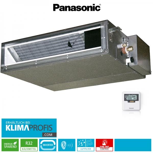 Panasonic CS-Z35UD3EAW Multi-Split Inverter Kanalklimagerät - 3,5 kW