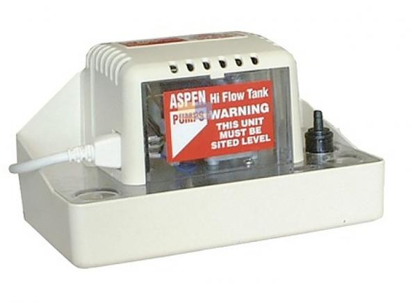 Aspen Hi Flow Kondensatpumpe 2L, 288 l/h