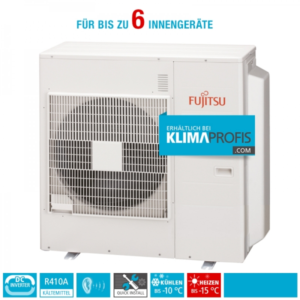 Fujitsu AOYG45LBLA6 DC-Inverter Multisplit-Außengerät - 14 kW